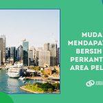 Mendapatkan Air Bersih untuk Perkantoran Area Pelabuhan